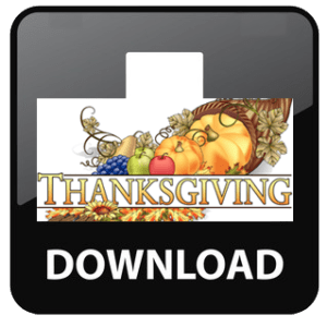 Thanksgiving Digital Download